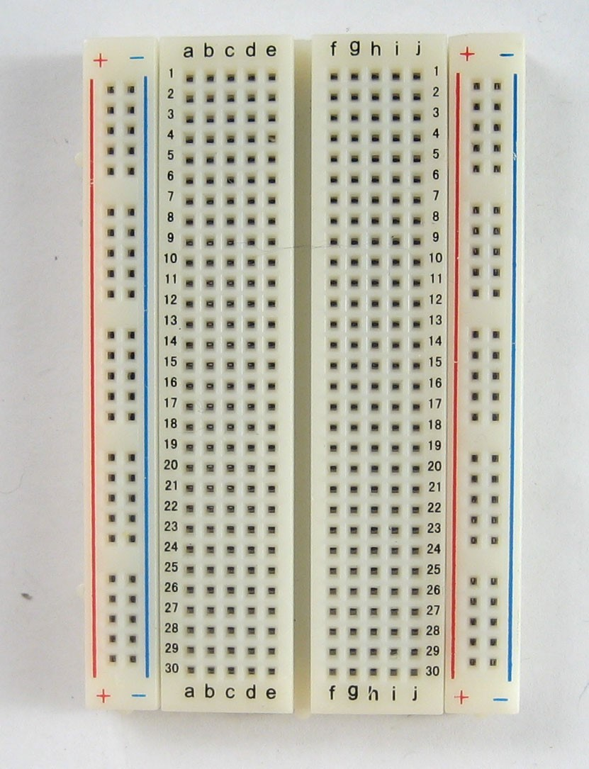 breadboard vertical