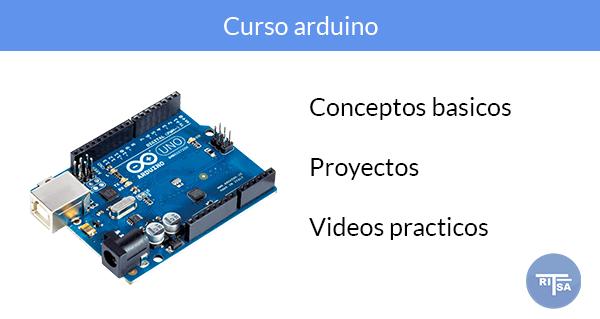 Presentación curso arduino