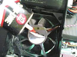 lubricar ventilador