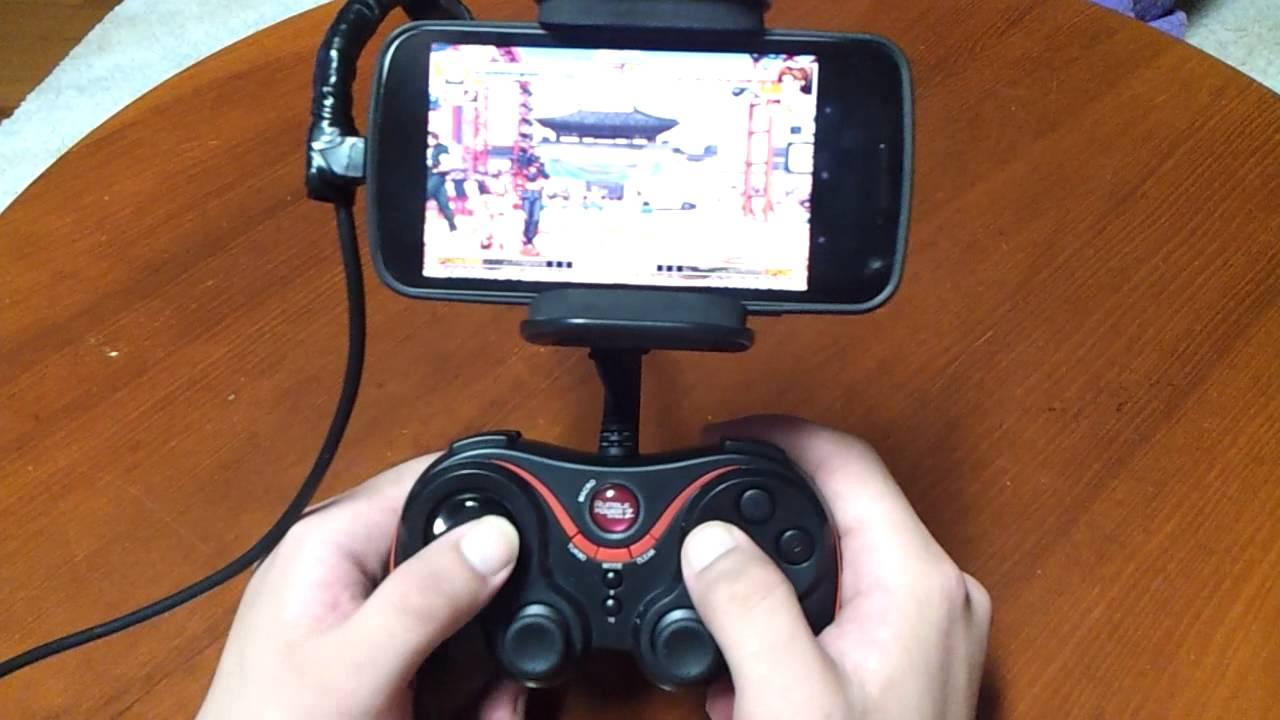 OTG con joystick