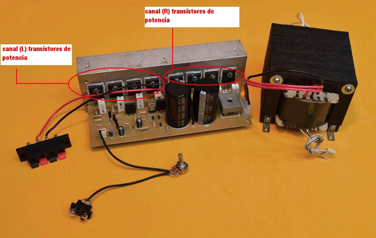 Revisión transistores de potencia