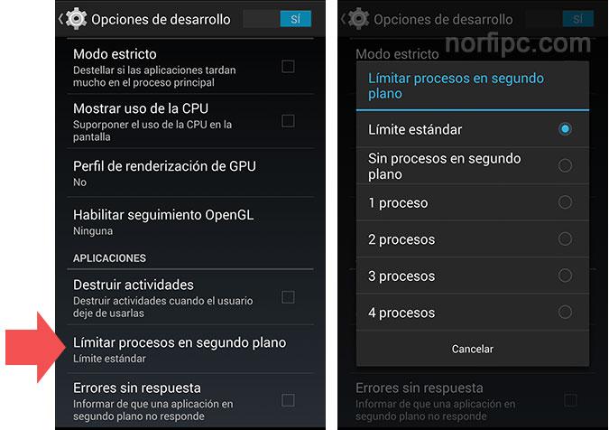 limitar-numero-procesos-segundo-plano-android