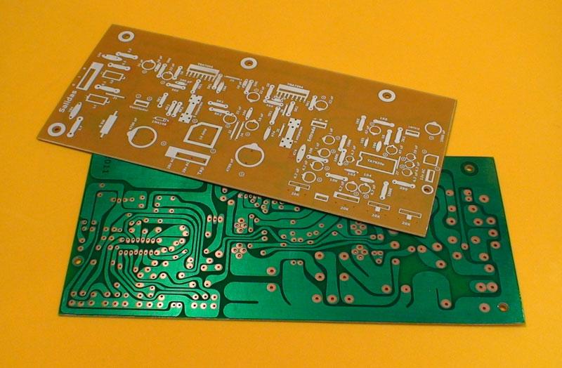 Circuito Impreso : Circuito impreso elaboracion