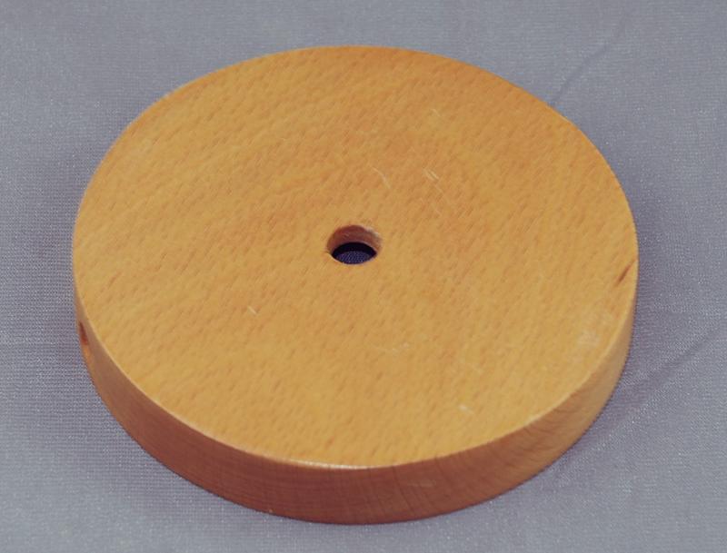 circulo de madera